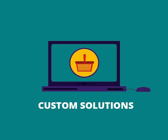 custom e-commerce