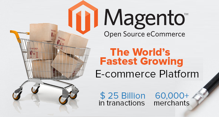 magento e-commerce we are Immediate