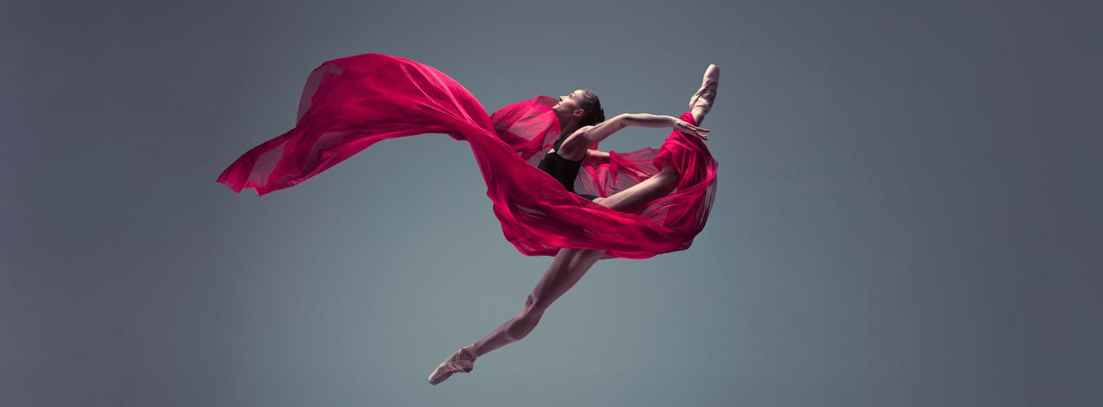 Dance Studio Web Design